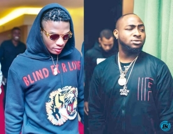 """Nobody Dey Para For You"" – Wizkid Throws Shades At Davido? (Screenshot)"
